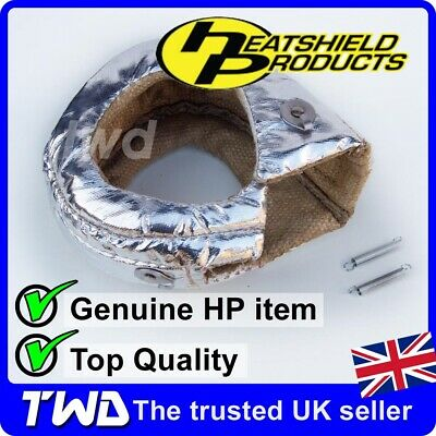 T3 / T4 Turbo Heat Shield Genuine Hp Products Blanket Thermal Wrap Jacket 300004
