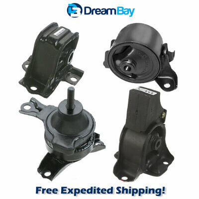Engine Motor /& Trans Mount Set 3PCS 1998-2002 for Honda Accord 2.3L for Manual.