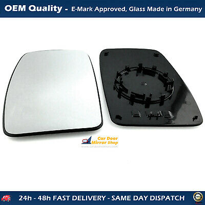 Flat Right Side Wing Mirror Glass for Audi a3 2010-2012 Heated plate