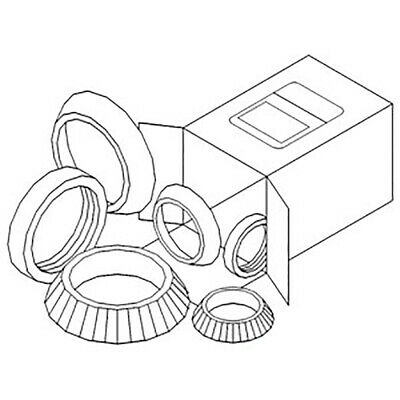 Wheel Bearing Kit for Allis Chalmers 7000 7010 7030 7045 7060 8030 ++ Tractor