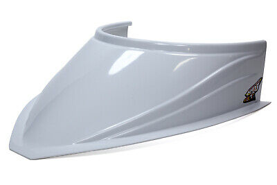 FIVESTAR Chevron Blue Dirt Late Model 5 in Height MD3 Hood Scoop P//N 040-4113-CB