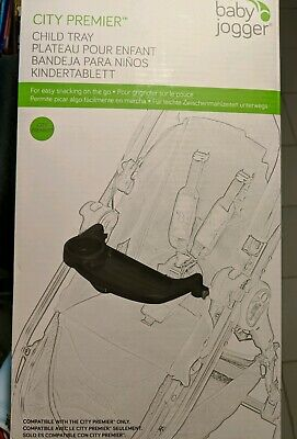 Baby Jogger Child Tray for City Premier Strollers Free Shipping! New in Box