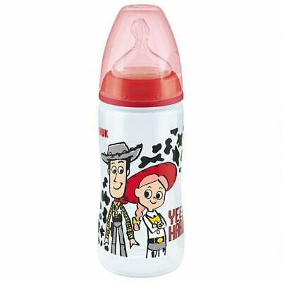 NUK Toy Story Bottle 6-18m Red 300ml