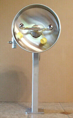 Bradley Wall Mount Eye Wash Station. Stainless Bowl. New Old Stock. Best Price!