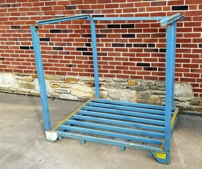 Nestable Nesting Stacking Pallet Stack Rack