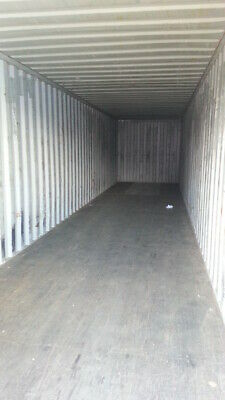 Used Shipping / Storage Containers 40ft WWT Newark, NJ $1850