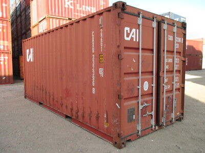 Used Shipping / Storage Containers 20ft Dallas, TX $1850