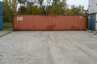 Used Shipping / Storage Containers 40ft WWT New Orleans, LA $1800