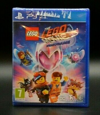 LEGO Movie 2: The Video Game -- Standard Edition (Sony PlayStation 4, 2019)