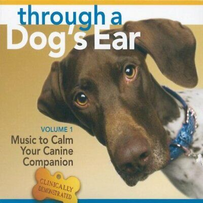 Through A Dogs Ear Music To Calm Your Ca DVD NEW