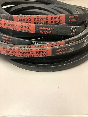 D/&D PowerDrive AX136 V Belt  1//2 x 138in  Vbelt
