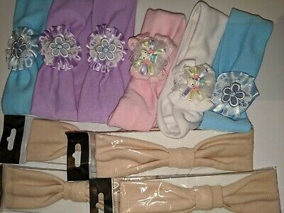 Bundle Of Baby/Toddler Hair Bands Accessories Headband