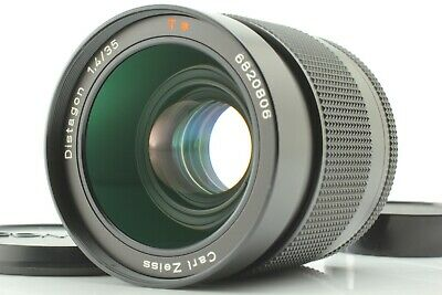 【MMG! MINT】 Contax Carl Zeiss Distagon T* 35mm f/1.4 Lens C/Y Mount JAPAN #411