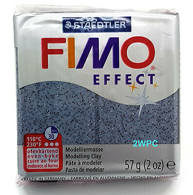 Fimo Effect - Granite - 2wards Polymer Clay & Crafts