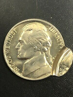 1985 P+D Jefferson Nickel  ~ Uncirculated Coins in the Original Mint Cello