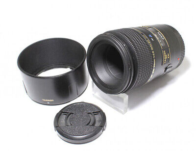 Tamron SP AF 90 mm f/2.8 Di Macro 272E Lens For Canon EOS **Selling As-Is**