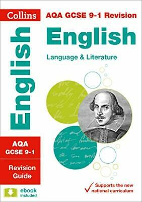 AQA GCSE English Language and English Literature Revision Guide (Collins GCSE 9-