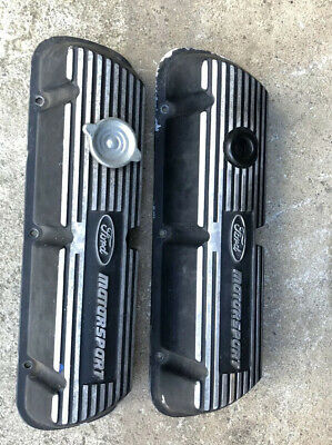 Small Block Ford Motorsport Valve Covers