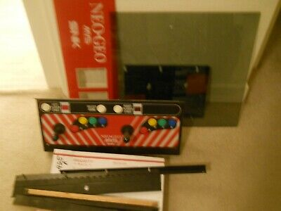 snk neo geo two slot full kit for arcade cabinet