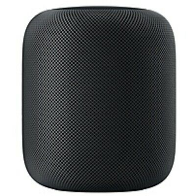 NOB Apple 3D806LL/A HomePod Portable Smart Speaker - Space Gray