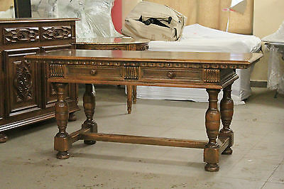 Original Table of Taste Seventeenth Century Wooden Walnut Solid / Table Nut
