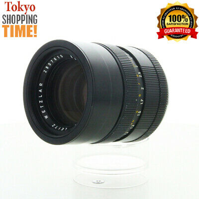 Leica Elmarit-R 90mm F/2.8 3-cam Lens from Japan