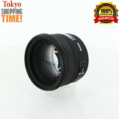 Sigma 50mm F/1.4 EX DG HSM for Nikon Lens from Japan
