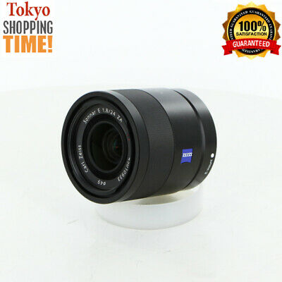 Sony Carl Zeiss Sonnar T* E 24mm F/1.8 ZA for E-Mount Black Lens from JP