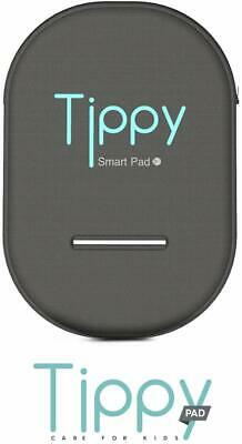 Digicom Tippy On Board Cuscino da Sicurezza Bluetooth per Seggiolino - Grigio...