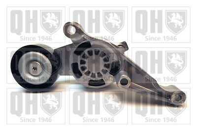 VW CADDY 1.9D Aux Belt Tensioner 04 to 10 Drive V-Ribbed INA 03G903315C Quality