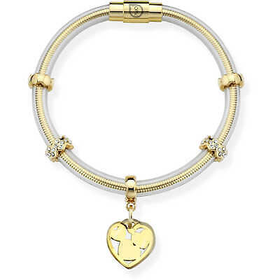 Bracciale Donna OPS Objects True Cristalli Gold OPSBR-496
