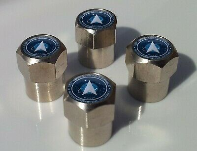 United States Space Force  Tyre Valve Caps For Tire Wheel