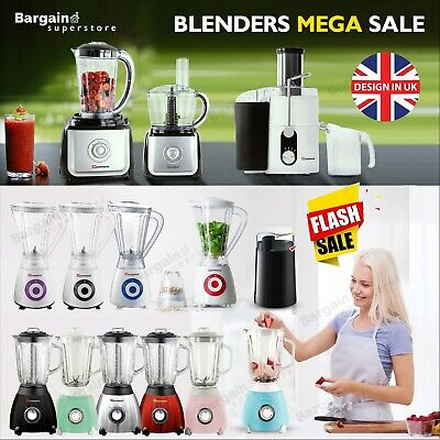 Blender Smoothie Maker Food Processor Grinder Food Juicer Maker Extractor Mixer