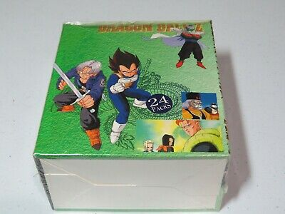 DRAGON BALL Z DBZ SERIE 4 HERO COLLECTION BOOSTER PACK SEALED CARD CARTE ARTBOX