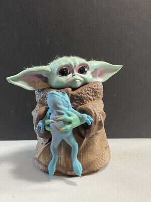 The Mandalorian  Baby Yoda The child star wars figurine sculpture figure