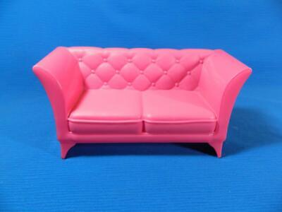 Mattel Barbie Dream House Hot Pink Couch//sofa