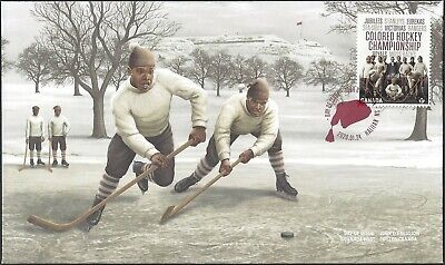 2020  Canada    COLORED HOCKEY CHAMPIONSHIP    Brand New 2020 Unaddressed Issue