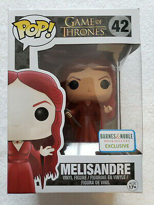 Funko Pop! Game Of Thrones Barnes And Noble Exclusive Melisandre #42