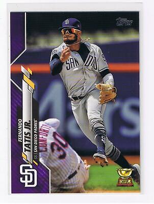 2020 Topps Series 1 PURPLE PARALLEL Cards - Meijer Exclusive - You Pick