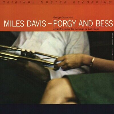 Miles Davis - Porgy And Bess Numbered Limited  (Vinyl LP - 1959 - US - Reissue)