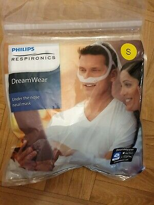 Dreamwear Under The Nose Nasal Mask Size S