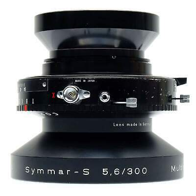 Sinar 300mm f5.6 Symmar-S DB Lens with Copal No. 3 Shutter