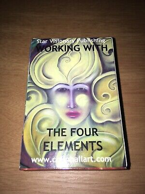Working with the Four Elements Tarot Cards