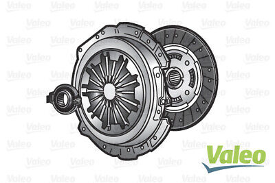 Clutch Kit 3pc (Cover+Plate+Releaser) 826740 Valeo 2051H4 2051R8 2051Z7 205279