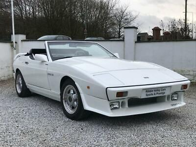 1986 C Tvr 390 3.9 Convertible Immaculate Fully Restored Tvr Enthusiast Owned