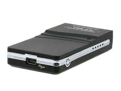 Monoprice USB 2.0 to DVI Display Adapter, Portable, Making For Easy Travel