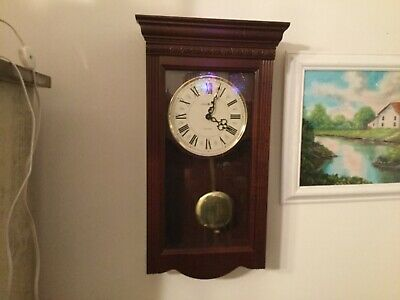 howard miller pendulum clock