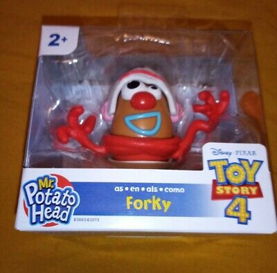 Mr. Potato Head Disney Pixar Toy Story 4 Mini Figure Forky