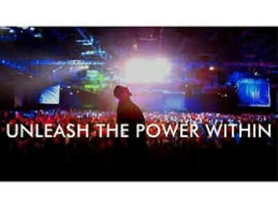 Tony Robbins Unleash The Power Within - UPW - Birmingham 21 - 24 May 2020