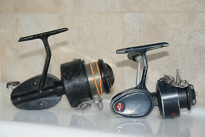 2 MULINELLI MITCHELL 408 - 300  vieux moulinet de pêche  OLD Fishing REEL